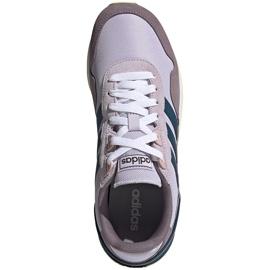 Buty damskie adidas 8K 2020 fioletowo-niebieskie EH1439 fioletowe 1