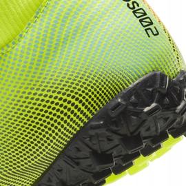Buty piłkarskie Nike Mercurial Superfly 7 Academy Mds Tf Junior BQ5407 703 żółte wielokolorowe 6