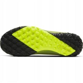 Buty piłkarskie Nike Mercurial Superfly 7 Academy Mds Tf Junior BQ5407 703 żółte wielokolorowe 7