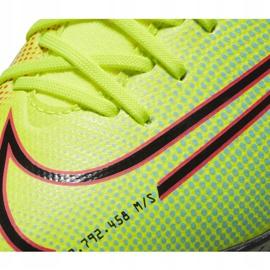 Buty piłkarskie Nike Mercurial Superfly 7 Academy Mds Tf Junior BQ5407 703 żółte wielokolorowe 5