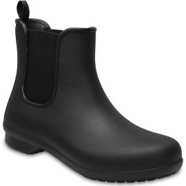 Crocs kalosze damskie Freesail Chelsea Boot W czarne 204630 060 3