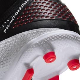 Buty piłkarskie Nike Phantom Vsn 2 Elite Df FG/MG Junior CD4062 106 wielokolorowe białe 5