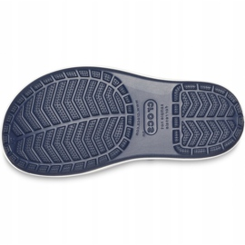 Crocs kalosze dla dzieci Crocband Rain Boot Kids granatowe 205827 4KB 5