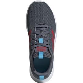 Buty dla dzieci adidas Lite Racer Cln K szare EG3050 1