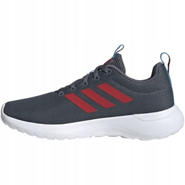 Buty dla dzieci adidas Lite Racer Cln K szare EG3050 2