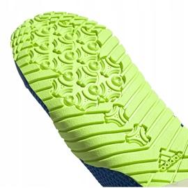 Buty do wody dla dzieci adidas Kurobe K niebiesko-limonkowe EF2239 niebieskie niebieskie 5