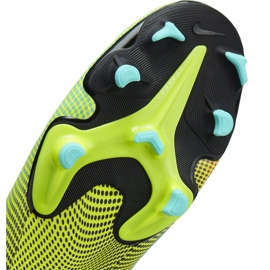 Buty piłkarskie Nike Mercurial Vapor 13 Academy Mds FG/MG CJ1292 703 żółte żółte 8