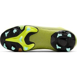 Buty piłkarskie Nike Mercurial Superfly 7 Academy Mds FG/MG Junior BQ5409 703 żółte żółte 5