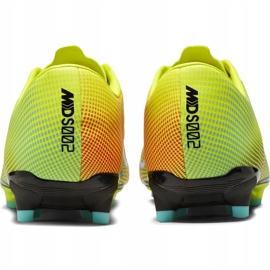 Buty piłkarskie Nike Mercurial Vapor 13 Academy Mds FG/MG CJ1292 703 żółte żółte 4