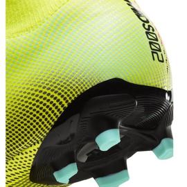 Buty piłkarskie Nike Mercurial Superfly 7 Academy Mds FG/MG Junior BQ5409 703 żółte żółte 7