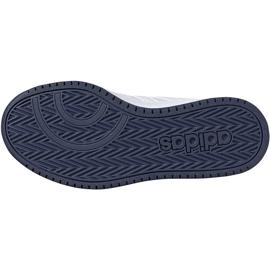 Buty dla dzieci adidas Hoops 2.0 K jasnofioletowe EG9075 6