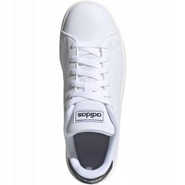 Buty dla dzieci adidas Advantage K białe FW2588 1