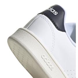 Buty dla dzieci adidas Advantage K białe FW2588 5