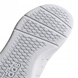 Buty dla dzieci adidas Tensaur K białe EG2554 5