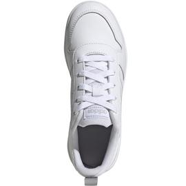 Buty dla dzieci adidas Tensaur K białe EG2554 1