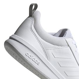 Buty dla dzieci adidas Tensaur K białe EG2554 4