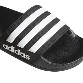 Klapki dla dzieci adidas Adilette Shower K czarne G27625 4