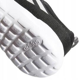 Buty dla dzieci adidas Lite Racer Cln K czarno-białe BB7051 czarne 5