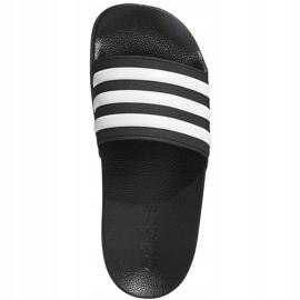 Klapki dla dzieci adidas Adilette Shower K czarne G27625 3