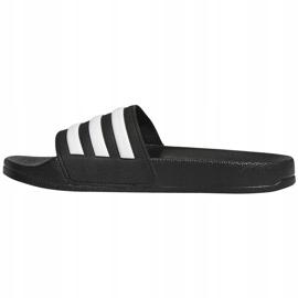 Klapki dla dzieci adidas Adilette Shower K czarne G27625 1