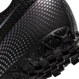 Buty piłkarskie Nike Mercurial Vapor 13 Academy Tf AT7996 010 czarne czarne 5