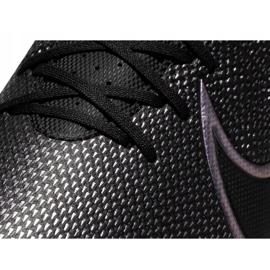 Buty piłkarskie Nike Mercurial Vapor 13 Academy Tf AT7996 010 czarne czarne 4