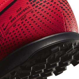 Buty piłkarskie Nike Mercurial Superfly 7 Club Tf AT7980 606 czerwone czerwone 5