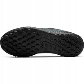 Buty piłkarskie Nike Mercurial Vapor 13 Club Tf Junior AT8177 010 czarne czarne 7