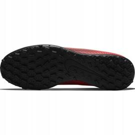 Buty piłkarskie Nike Mercurial Superfly 7 Club Tf AT7980 606 czerwone czerwone 6