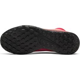 Buty piłkarskie Nike Mercurial Superfly 7 Club Tf Junior AT8156 606 czerwone czerwone 8