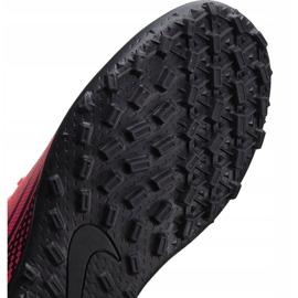 Buty piłkarskie Nike Mercurial Superfly 7 Club Tf Junior AT8156 606 czerwone czerwone 7