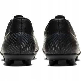 Buty piłkarskie Nike Mercurial Vapor 13 Club FG/MG Junior AT8161 010 czarne czarne 4