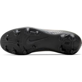 Buty piłkarskie Nike Mercurial Vapor 13 Club FG/MG Junior AT8161 010 czarne czarne 7