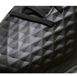 Buty piłkarskie Nike Tiempo Legend 8 Academy Tf AT6100 010 czarne czarne 5