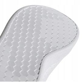 Buty dla dzieci adidas Advantage K białe EF0211 4
