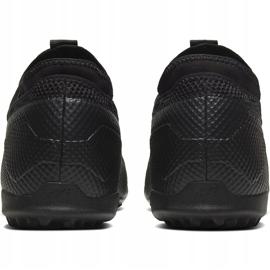 Buty piłkarskie Nike Phantom Vsn 2 Academy Df Tf CD4172 010 czarne czarne 4