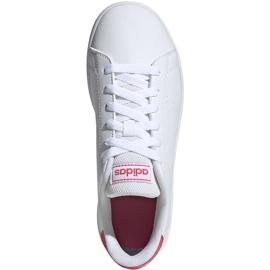 Buty dla dzieci adidas Advantage K białe EF0211 1