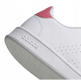 Buty dla dzieci adidas Advantage K białe EF0211 3
