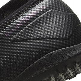 Buty piłkarskie Nike Phantom Vsn 2 Academy Df Tf CD4172 010 czarne czarne 6