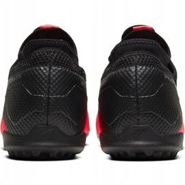 Buty piłkarskie Nike Phantom Vsn 2 Academy Df Tf CD4172 606 czerwone czerwone 4