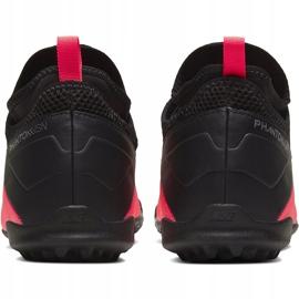 Buty piłkarskie Nike Phantom Vsn 2 Academy Df Tf Junior CD4078 606 czerwone czerwone 4
