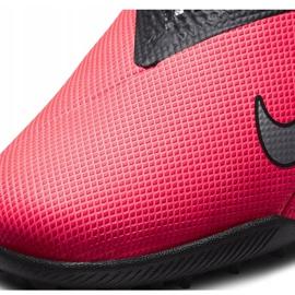 Buty piłkarskie Nike Phantom Vsn 2 Academy Df Tf Junior CD4078 606 czerwone czerwone 5