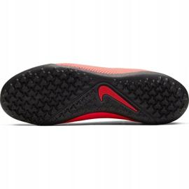 Buty piłkarskie Nike Phantom Vsn 2 Academy Df Tf CD4172 606 czerwone czerwone 7