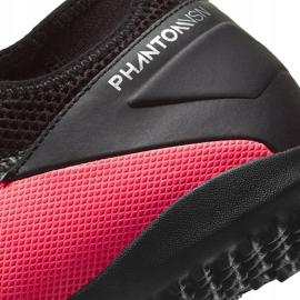 Buty piłkarskie Nike Phantom Vsn 2 Academy Df Tf Junior CD4078 606 czerwone czerwone 6