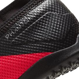 Buty piłkarskie Nike Phantom Vsn 2 Academy Df Tf CD4172 606 czerwone czerwone 6