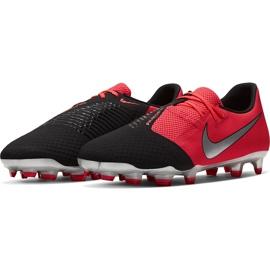 Buty piłkarskie Nike Phantom Venom Academy Fg AO0566 606 czerwone czerwone 3