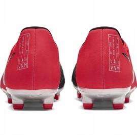 Buty piłkarskie Nike Phantom Venom Academy Fg AO0566 606 czerwone czerwone 6