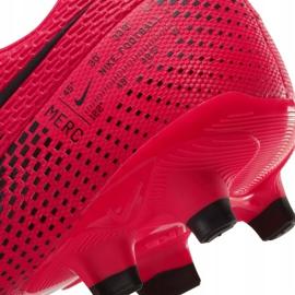 Buty piłkarskie Nike Mercurial Vapor 13 Academy FG/MG AT5269 606 czerwone czerwone 6