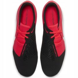 Buty piłkarskie Nike Phantom Venom Academy Fg AO0566 606 czerwone czerwone 1