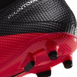 Buty piłkarskie Nike Phantom Vsn 2 Academy Df FG/MG CD4156 606 czerwone czerwone 5